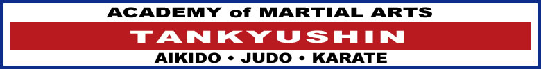 Academy of Martial Arts Tankyushin, Aikido, Judo, Karate